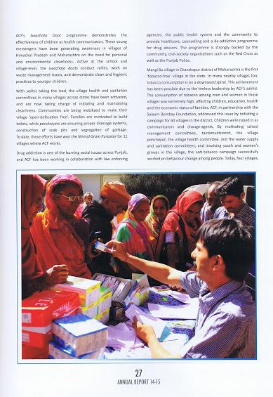 Publication - Ambuja Cement Foundation 2014-2015 - 12
