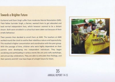 Publication - Ambuja Cement Foundation 2014-2015 - 17